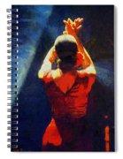 Flamenco Dolores Spiral Notebook