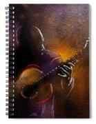 Flamencoscape 14 Spiral Notebook