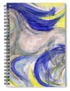 Flash Dance Spiral Notebook