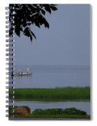 Flat Water Fishing Spiral Notebook