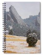 Flatiron Meadows - Boulder Colorado Spiral Notebook
