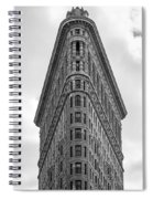 Flatiron Skies Spiral Notebook