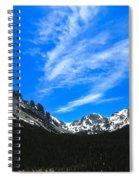 Flats Tops Spiral Notebook