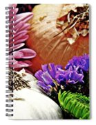 Flavored With Onion And Garlic Spiral Notebook