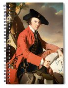 Fleetwood Hesketh  Spiral Notebook