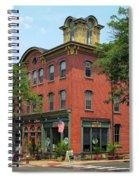 Flemington Main Street Spiral Notebook