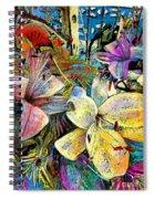 Fleurs De Lys 02 Spiral Notebook
