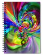 Flexibility 17caa Spiral Notebook