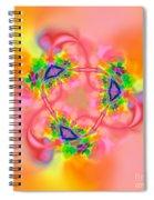 Flexibility 26ba Spiral Notebook