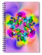 Flexibility 30c Spiral Notebook