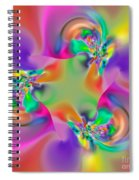 Flexibility 34ea Spiral Notebook