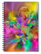 Flexibility 34eaa Spiral Notebook