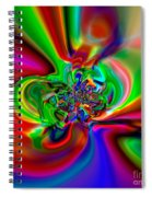 Flexibility 49h Spiral Notebook