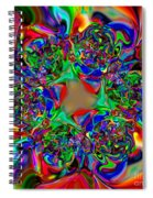 Flexibility 49k Spiral Notebook