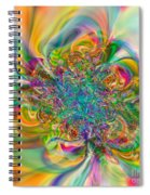 Flexibility 57abc Spiral Notebook