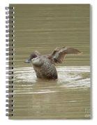 Flexing Spiral Notebook