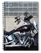 Flhstc Spiral Notebook