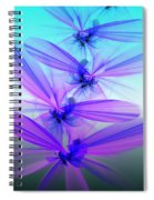 Flight Spiral Notebook