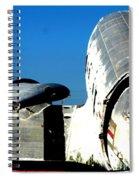 Flight No More Spiral Notebook