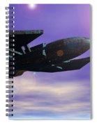 Flight Of The 501st Phoenix Spiral Notebook