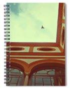 Flight Of The Moors Spiral Notebook