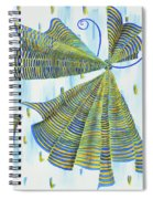 Flights Of Fancy Spiral Notebook