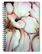Flighty Floral Spiral Notebook