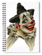 Flirty Spiral Notebook