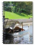 Float Away Spiral Notebook