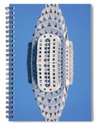 Float Spiral Notebook