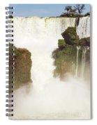 Floating Land Spiral Notebook