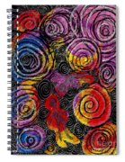 Floating Spiral Notebook
