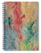Floating Thoughts Spiral Notebook