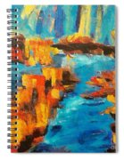 Flood Spiral Notebook