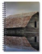 Flooded Barn Spiral Notebook
