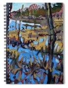 Flooded Land Spiral Notebook