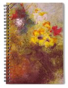 Flora II Spiral Notebook