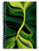 Flora Spiral Notebook