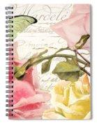Florabella I Spiral Notebook