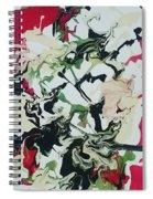 Floral #05 Spiral Notebook