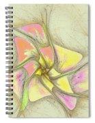 Floral 2-19-10-a Spiral Notebook