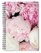 Peony Song Spiral Notebook