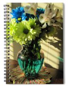 Floral Bouquet 3 Spiral Notebook