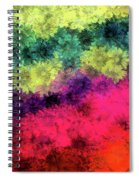 Floral Decay Spiral Notebook