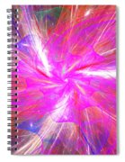 Floral Explosion Spiral Notebook
