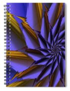 Floral Expressions 2 Spiral Notebook