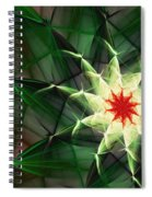 Floral Expressions 4 Spiral Notebook