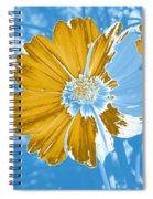 Floral Impression Spiral Notebook