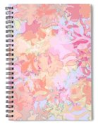 Floral Menagerie Spiral Notebook