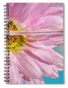 Floral 'n' Water Art 6 Spiral Notebook
